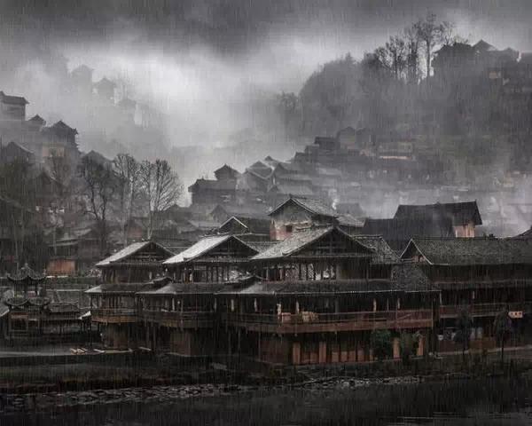 万漪景观分享-逐渐消失中的中国古建筑之美_9
