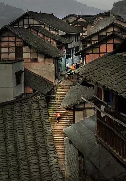 万漪景观分享-逐渐消失中的中国古建筑之美_36