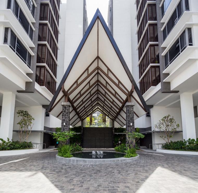 新加坡Lanai住宅区_10
