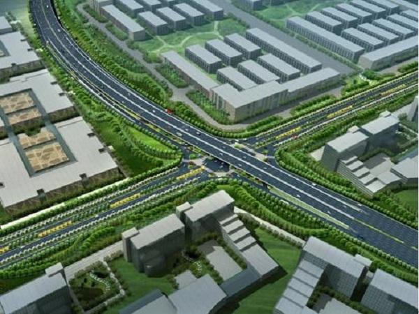 路基边坡防护及排水沟施工组织设计