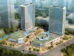 [广州]高嘉商务广场规划建筑设计