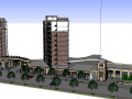 东区-古典商业加建调整建筑设计