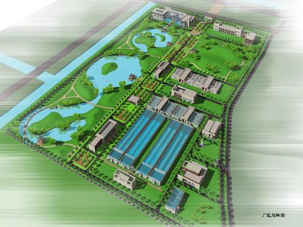某市第四水厂水源工程施工组织设计