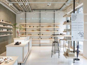 德国 PAPER & TEA茶店