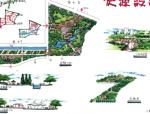 小型绿地景观快题设计方案25张