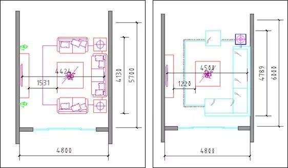 住宅户型的合理尺度(经济型、舒适型、享受型)_28