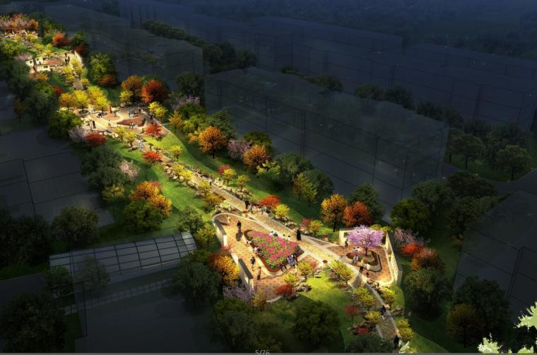 [北京]宜山居别墅景观规划设计方案文本(成熟,生态)