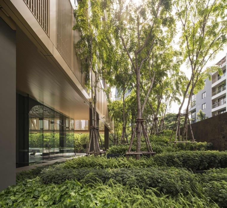 泰国空中现花园公寓-3