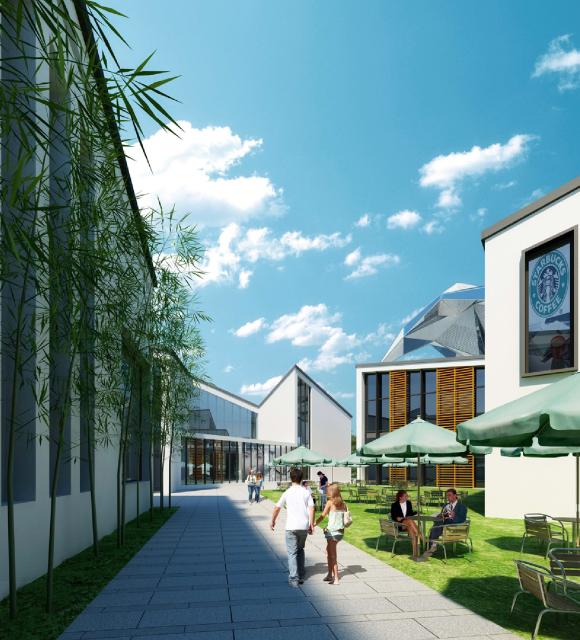[浙江]水乡文化生态海绵城市特色小镇旅游区景观设计方案