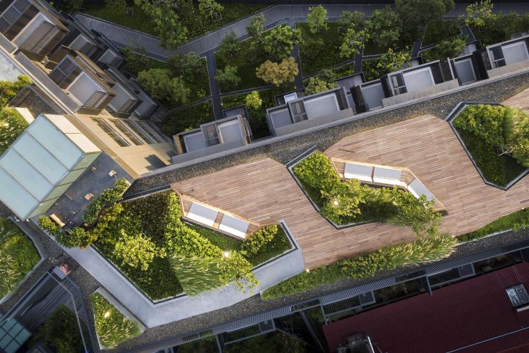 泰国TheDeck公寓景观-6
