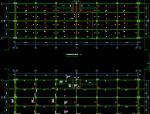 成都闽盛钢结构厂房施工图CAD