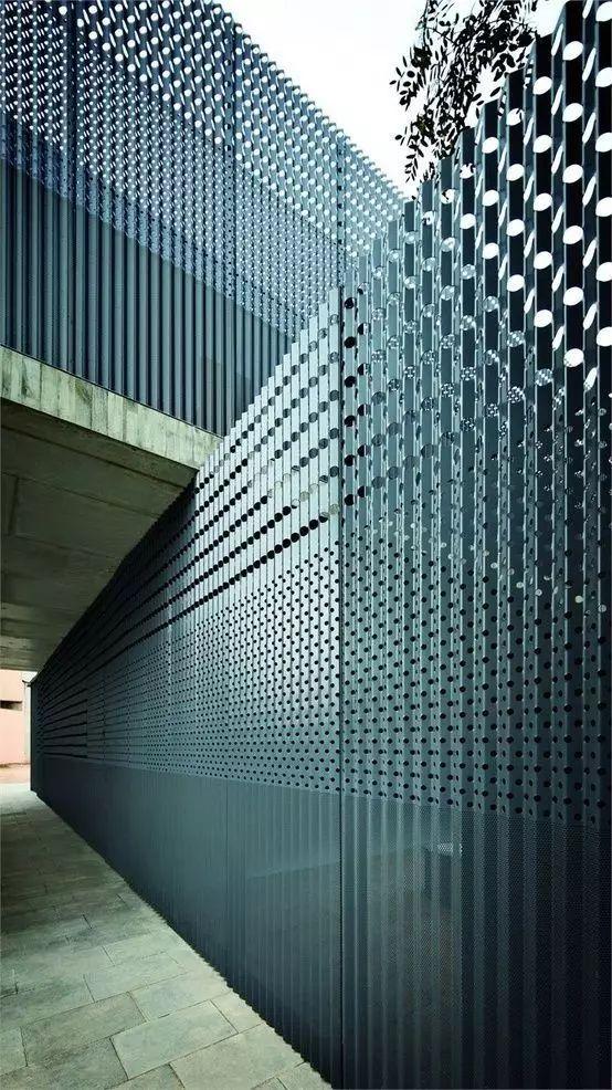 纯干货分享:建筑表皮50例,都送给你们了。