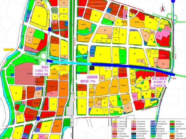 2017年编制市政道路-机场路工程项目建议书193页(附图,城市主干路)