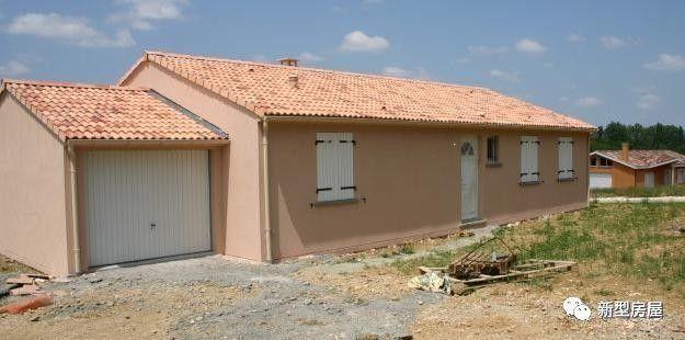 盖房用红砖被禁了,怎么建房?学学法国这么做,全程不用砖