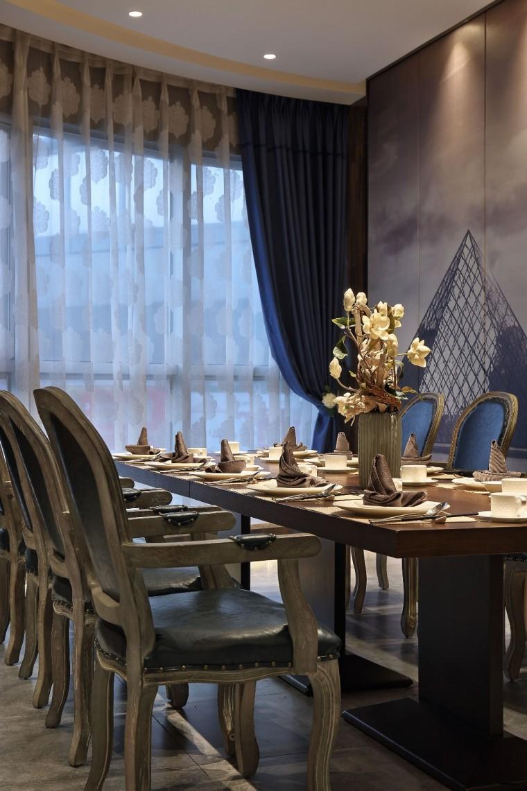 郑州东方天使茶咖啡融合餐厅-11