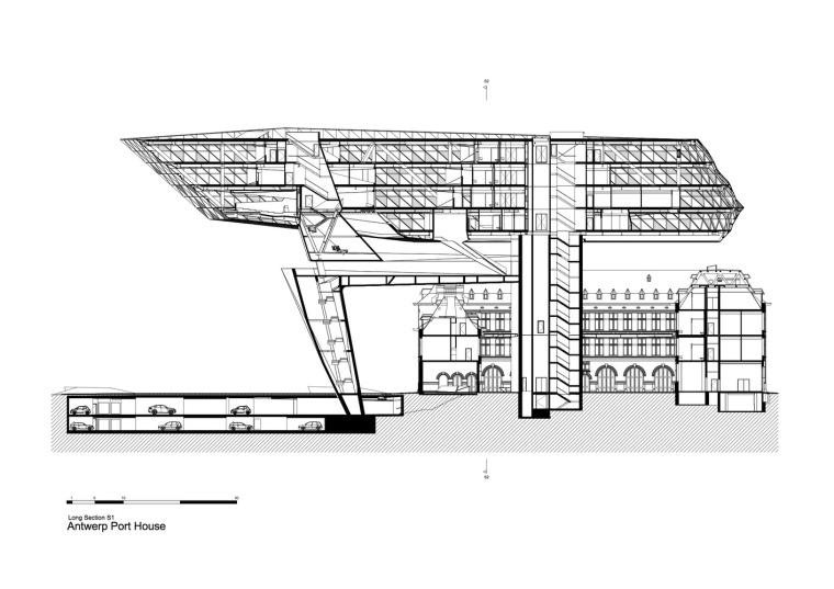 比利时安特卫普港口大楼-34