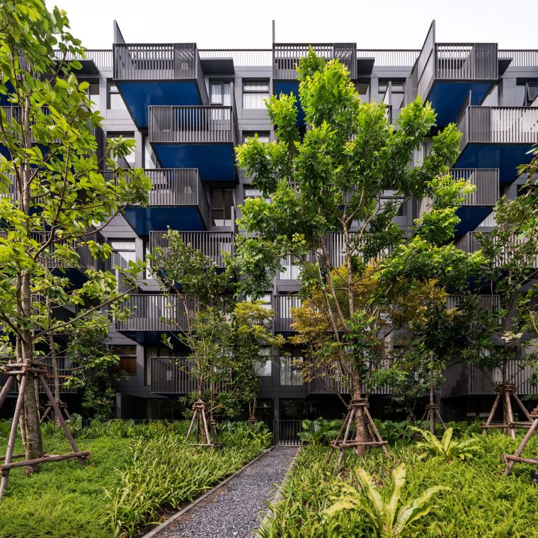 泰国TheDeck公寓景观-2