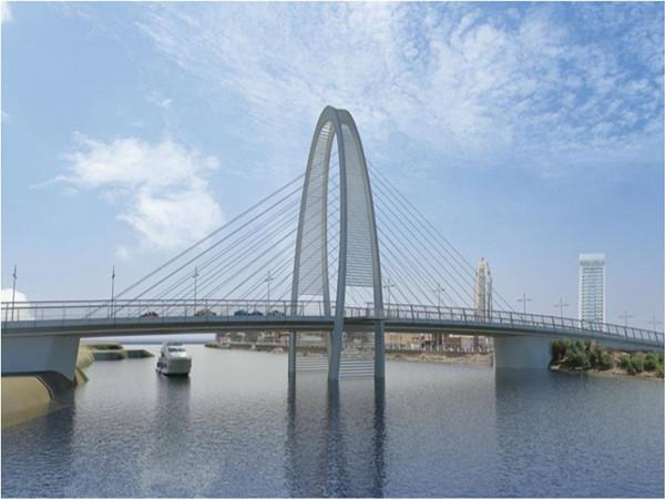 桥梁工程毕业设计[斜拉桥设计]