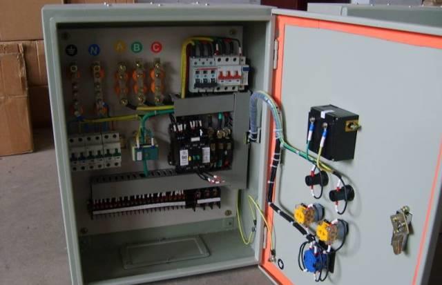 [纯干货]配电箱的内部结构解析,你收藏了么!