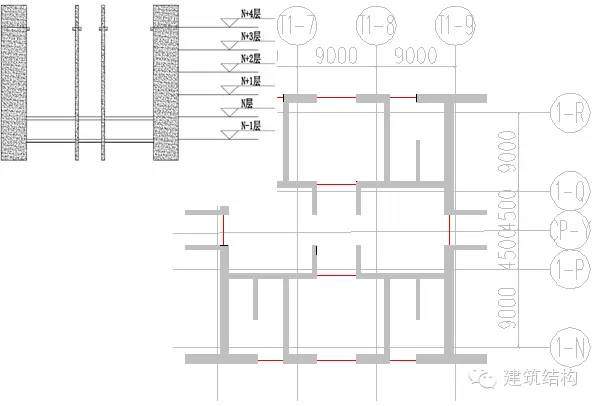建筑结构丨超高层建筑钢结构施工流程三维效果图_17