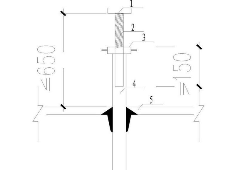 知名地产框架高层住宅楼模板工程专项施工方案