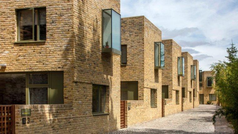 英国联排小住宅
