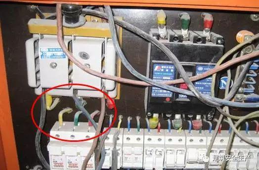 水利施工现场这些临时用电行为统统要不得!_7