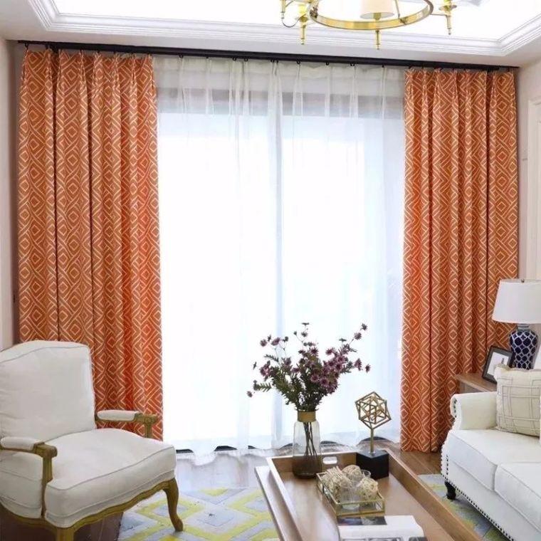 窗帘如何选择和搭配,创造出更好的空间效果_17