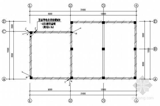 某工程消防水池电气施工图