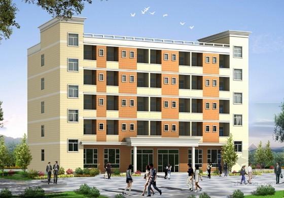 [山东]2014年中学新建综合楼和餐厅及操场修缮工程预算书(附施工图纸)