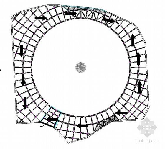 [江苏]大型商场深基坑开挖支护及降水施工方案(SMW工法桩加内支撑)
