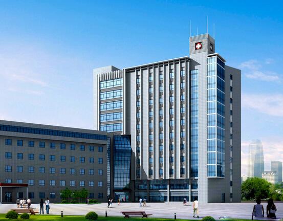 [广东]新建住院综合楼建筑安装工程预算书(含施工图纸)
