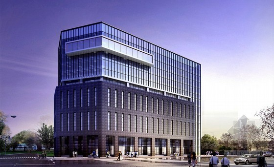 办公楼建筑工程分部分项工程量清单计价表