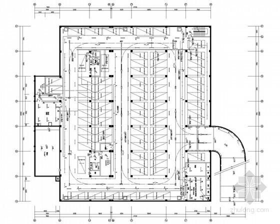 [湖北]法院电气全套施工图(甲级院最新设计)