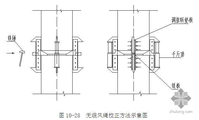 北京某办公楼改造钢结构施工方案