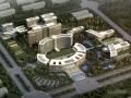 [济宁]某第一人民医院规划及单体设计方案文本(报优)