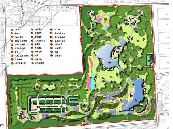 [北京]农业观光园环境设计方案
