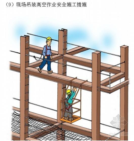 [江苏]钢结构工业厂房安全施工方案