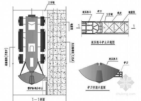 南水北调东干渠工程施工组织设计(盾构 阀井 地连墙)