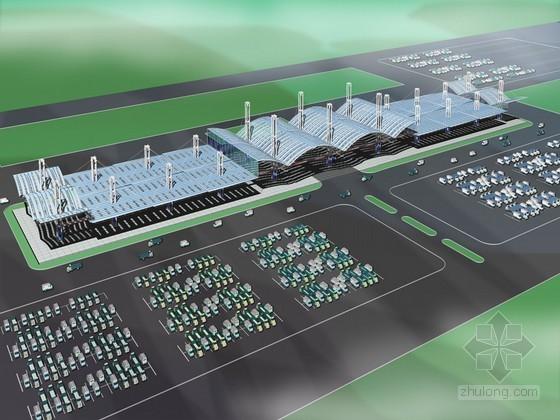 [淄博]某农产品批发市场方案设计