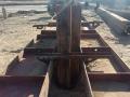 [江苏]8米深基坑拉森钢板桩加内支撑支护施工方案(附施工图)