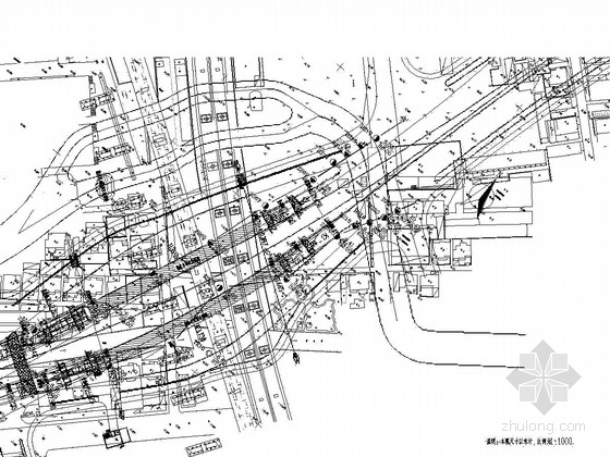 U型槽通道施工方案资料下载-[浙江]双向四车道城市下穿隧道结构施工图169张(U形槽 预留通道)