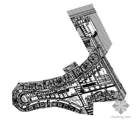 上海景观工程施工图(奥斯本)