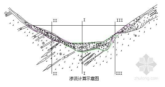 土石坝设计计算书