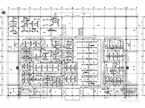 [四川]知名企业厂房净化除尘系统全套施工图(固、液制剂车间 提取车间)