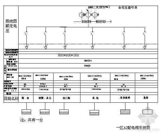 深圳市某学校群体建筑工程临时用电施工方案