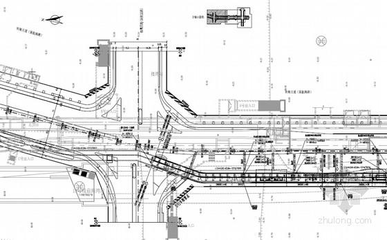 [广东]市政工程综合管廊内给排水工程施工图设计17张