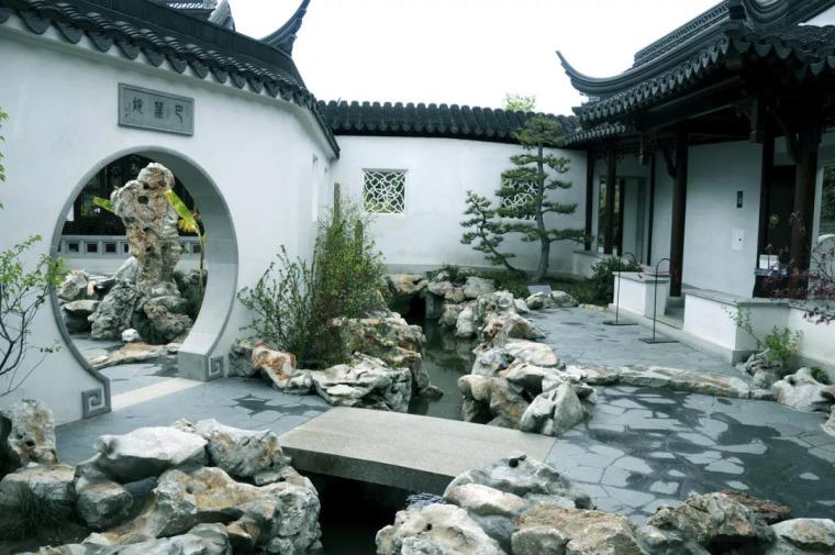中式庭院·美在诗里_28