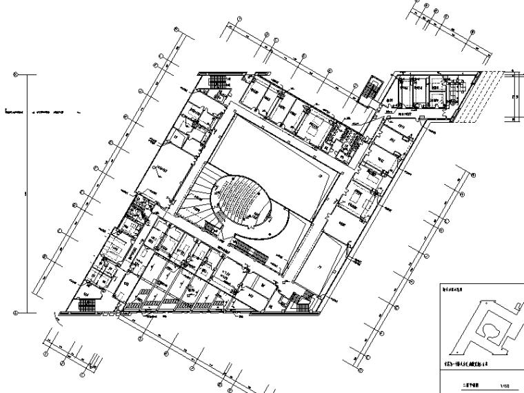 同济大学嘉定校区工程学院大楼给排水工程施工图