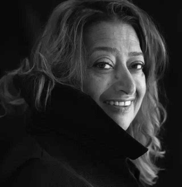 扎哈的作品—— 一个包罗万象的艺术品,远远超越了她的时代!!